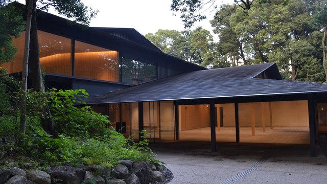 Meiji-Schrein-Museum: Kengo Kumas neuestes Bauwerk