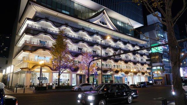 Royal Classic: Das extravagante Hotel von Kengo Kuma