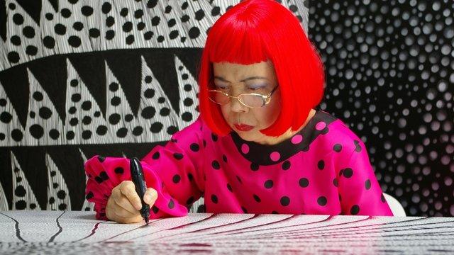 Yayoi Kusama: Von der Aussenseiterin zum Superstar