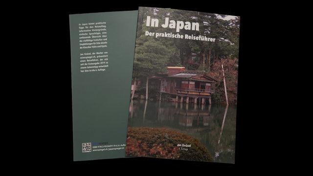 «In Japan - Der praktische Reiseführer» in der 6. Auflage