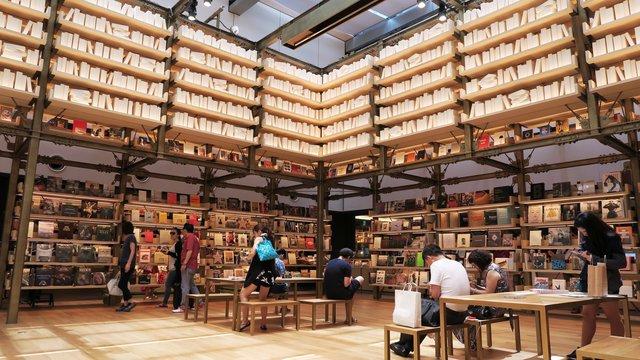 Die schönste Buchhandlung