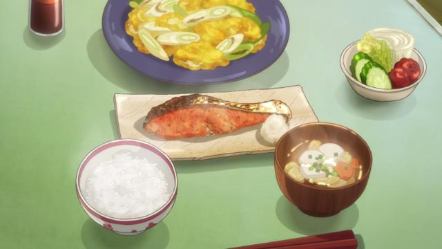 Ein Anime für die Miso-Suppe