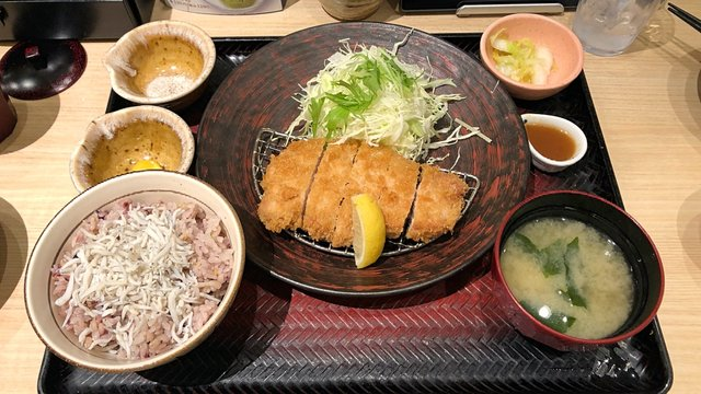Japans Teishoku-Kultur