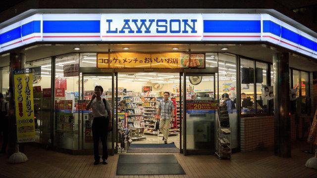 Das Land der Convenience Stores