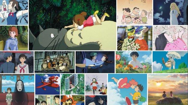 21 legendäre Animes von Studio Ghibli auf Netflix