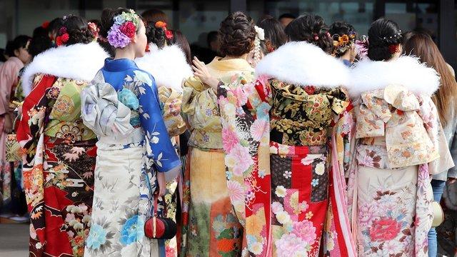 Seijin no hi: Der Tag, an dem man erwachsen wird