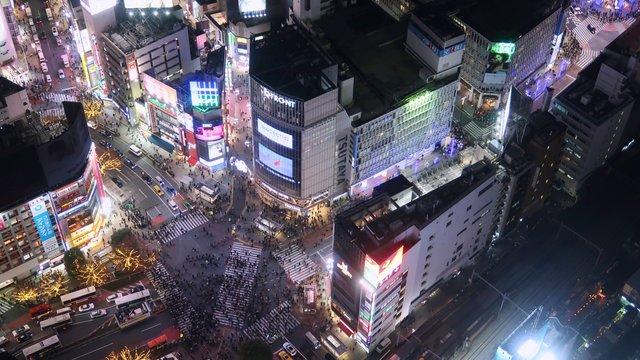Der schönste Aussichtspunkt in Tokio