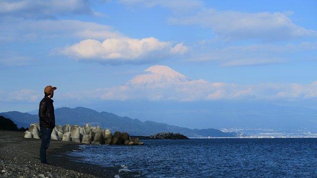 Shizuoka: Die Stadt mit der freien Sicht auf den Fuji