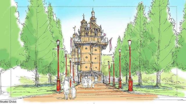 Der Studio-Ghibli-Park: Eröffnung im Herbst 2022
