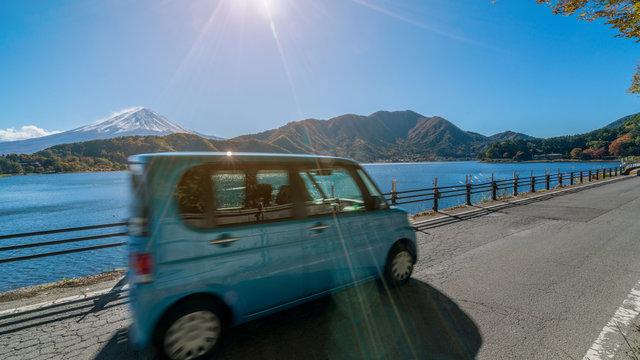 Die wichtigsten Verkehrsregeln in Japan