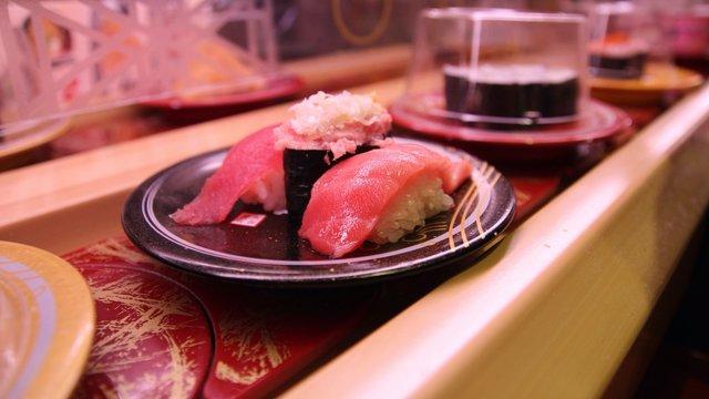 Neue Regeln für die Kaiten-Sushi-Welt