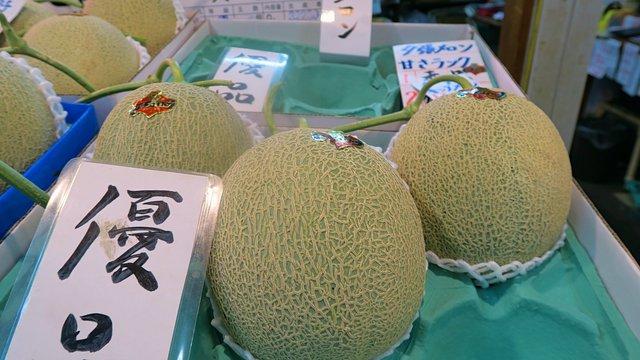 Corona-Schock für die Luxus-Melone