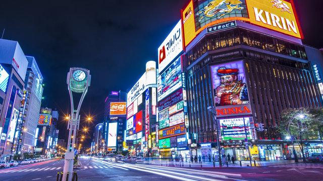 In Sapporo schlägt die zweite grosse Covid-19-Welle zu