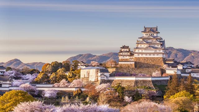 Die Burg von Himeji öffnet ihre Tore