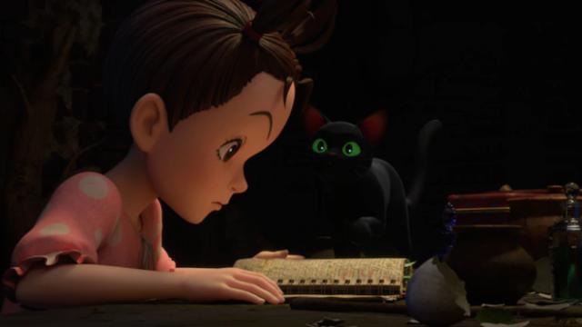 Ein neuer Film von Studio Ghibli