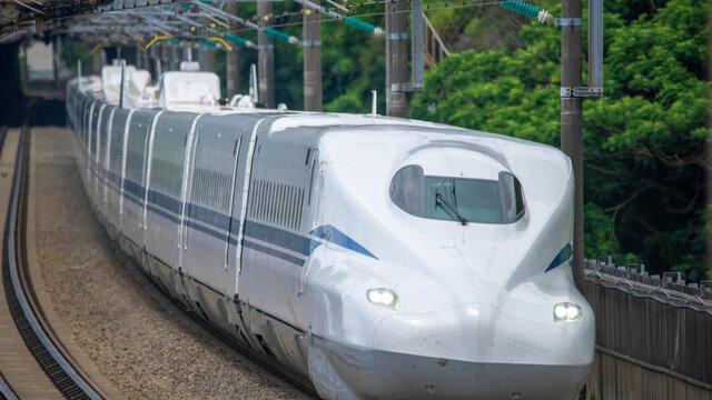 Der Aufbruch ins neue Shinkansen-Zeitalter