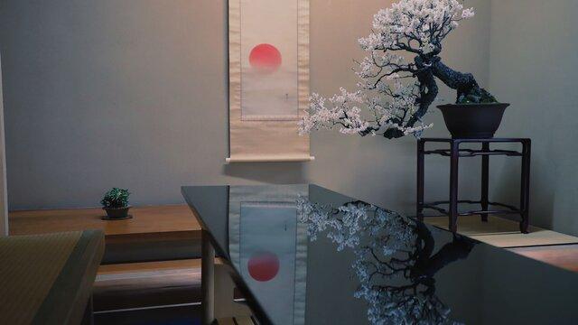 Die Natur im Miniatur-Format: Bonsai in Tokio