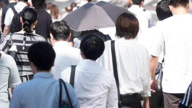 37,5 Grad: Hitzewelle in Japan