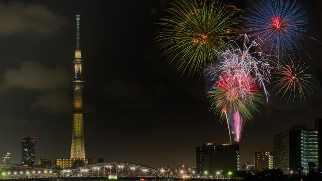 Das Land der grossen Feuerwerke
