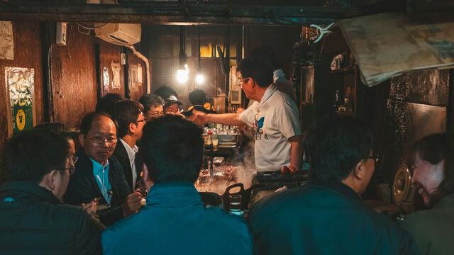 Japans leidende «Nomikai»-Kultur