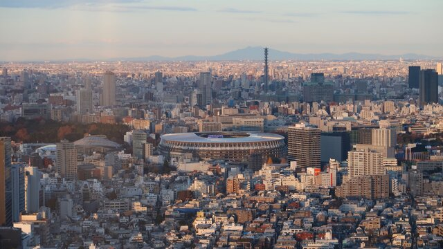 Das Tokyo-2020-Visum