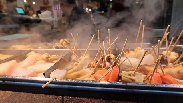 Oden: Ein kulinarischer Klassiker für kalte Tage