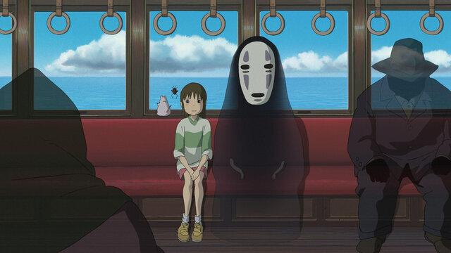 400 Ghibli-Szenen auf einen Blick
