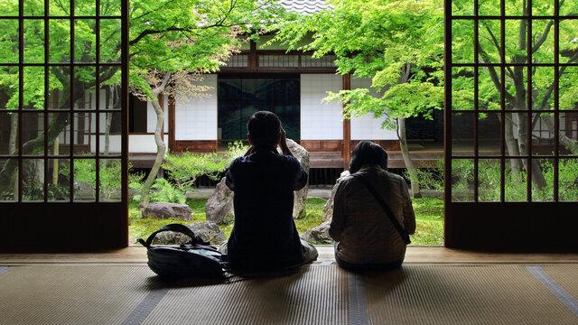 Japan: Warten auf die Touristen