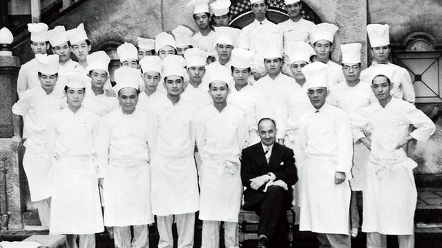 Saly Weil: Der legendäre Schweizer Koch in Japan