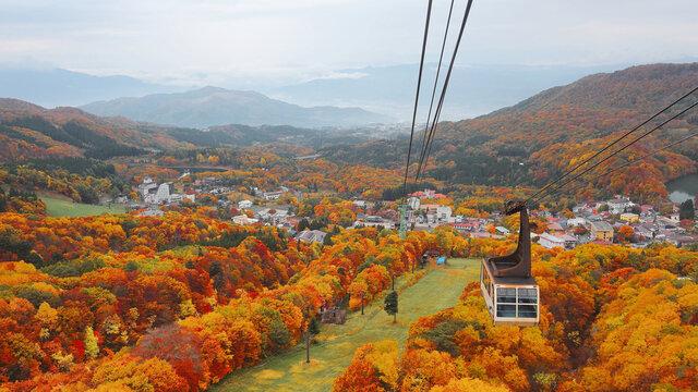 Der schönste Herbstort