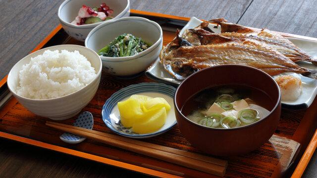 Ichijū-Sansai: Japans Formel für ein gesundes Essen