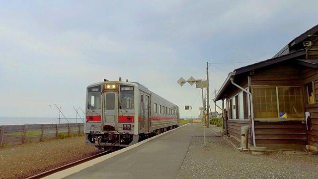 Das Land der einsamen Bahnhöfe
