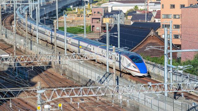Der selbstfahrende Shinkansen