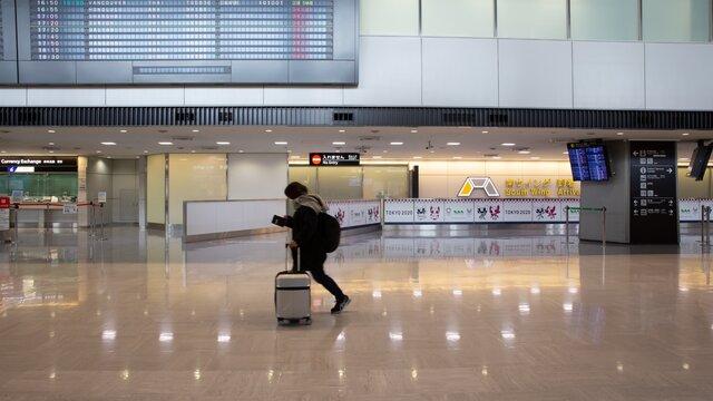Japan macht die Grenzen dicht