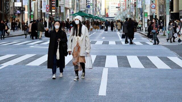 Zwangspause für Tokios Fussgängerparadies