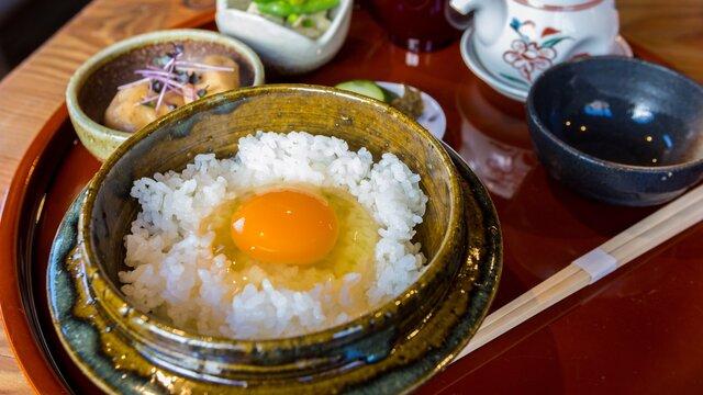 Japanisches Essen für die Welt