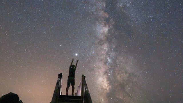 Kozushima: Die Sternenhimmel-Insel