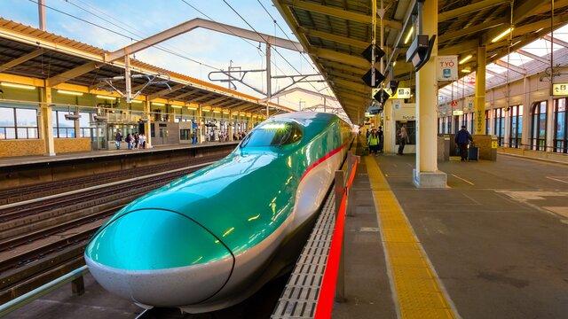 Die neue Shinkansen-Klasse