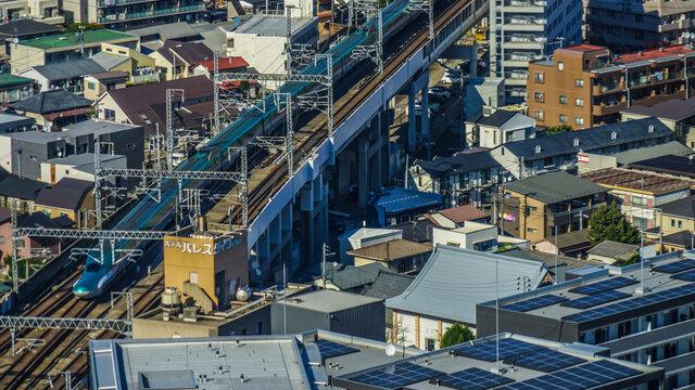 11 Tage nach dem Beben: Der Tohoku-Shinkansen ist zurück