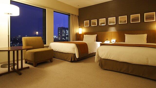 30 Nächte im Luxushotel in Tokio