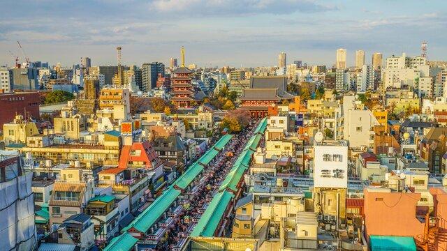 Shōwa-Tag: Der Auftakt zur «Golden Week»