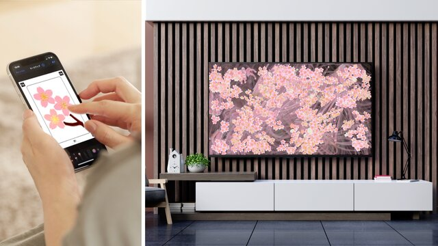 «Sakura Bombing»: Digitale Kirschblüten