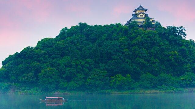 Die älteste Burg Japans