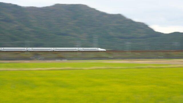 Der Traum vom Narita-Shinkansen