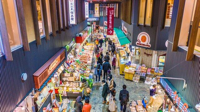 Der 300-jährige Markt