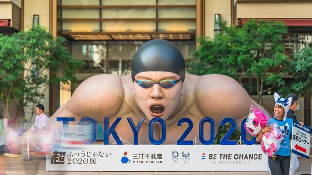 Impfstoff für «Tokyo 2020»-Athleten