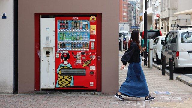 Ein Abo für den Getränkeautomaten