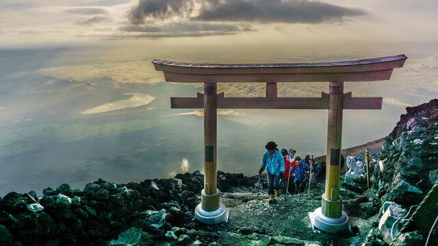 Die Wiedereröffnung der Fuji-Routen