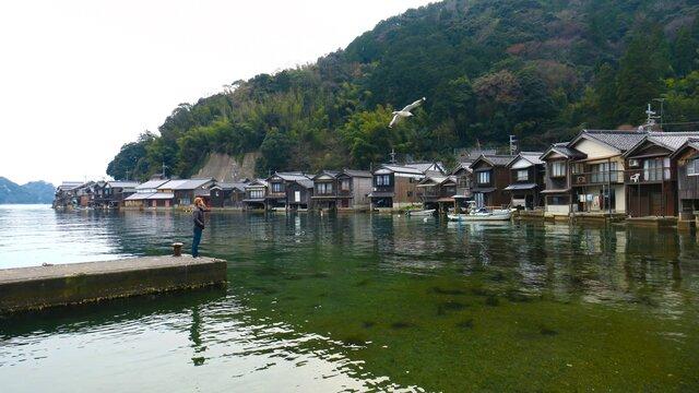 Ine: Das malerische Fischerdorf