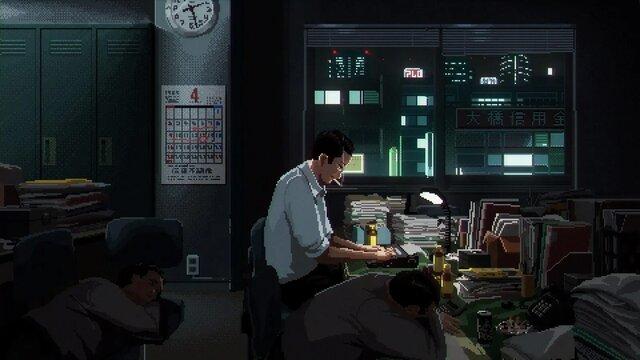 100 Jahre Büroarbeit in Japan